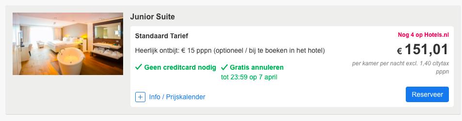 Partner Link hotels-nl