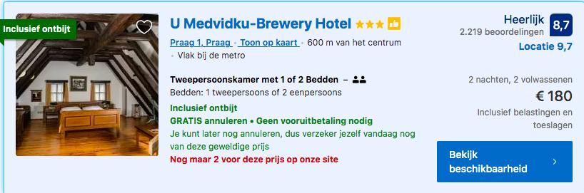 Partner Link booking-com-nl