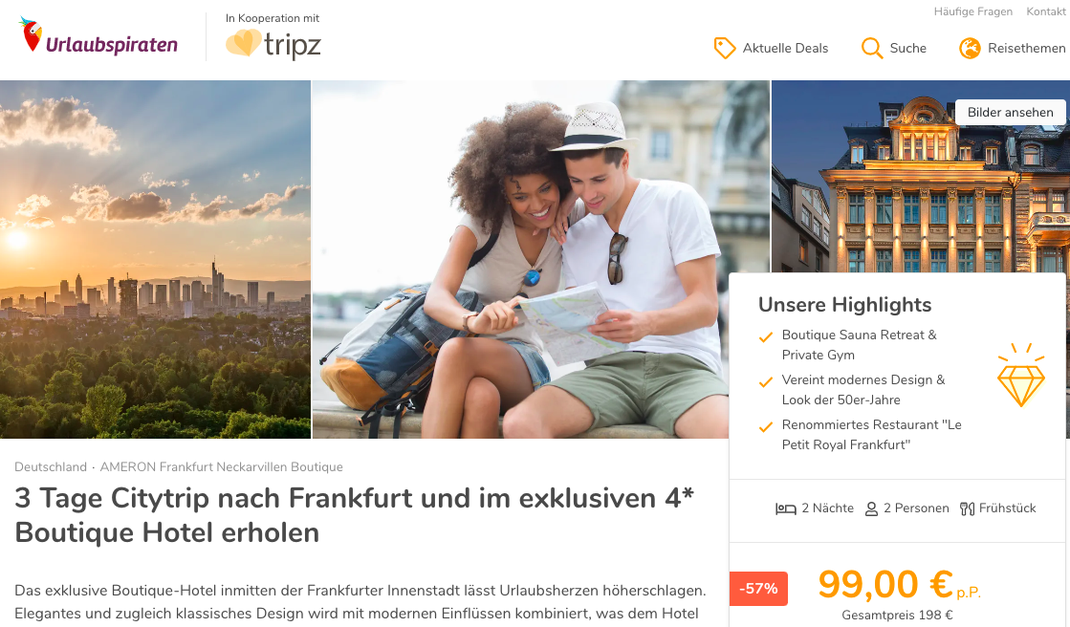 Partner Link tripz_de_packages_direct