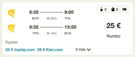 Partner Link kayak_es_flights_wl