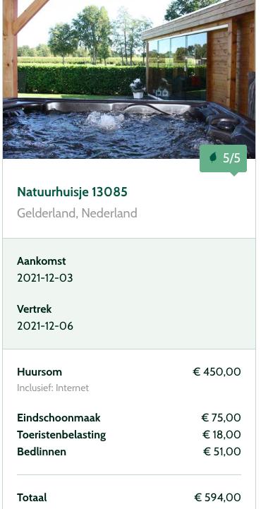 Partner Link natuurhuisje-nl